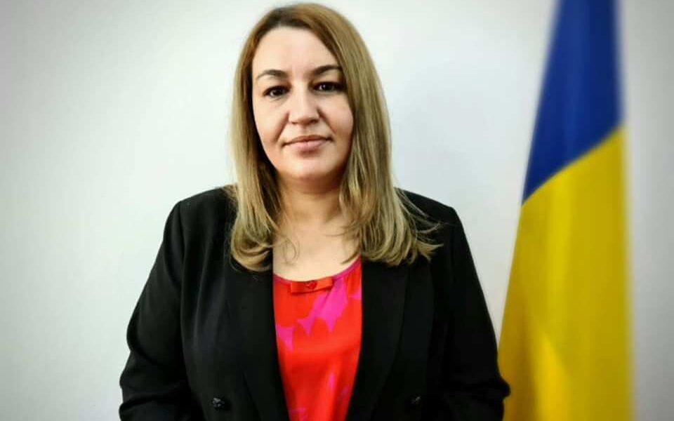 Raluca Fedeleș, noul vicepreședinte al Consiliului județean Te