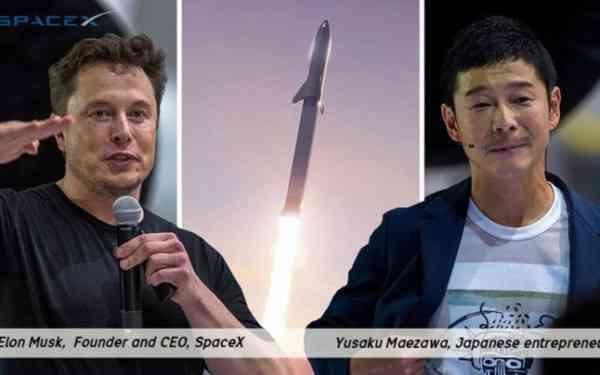 Un miliardar japonez caută 8 persoane pentru prima călătorie c