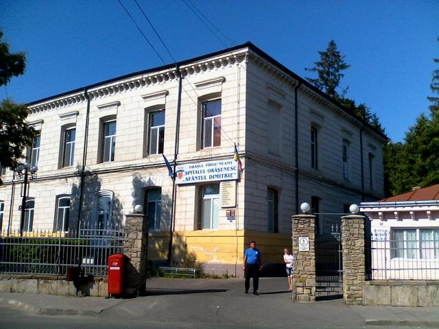 De marți, 13 aprilie, Spitalul Târgu Neamț și Spitalul Roman