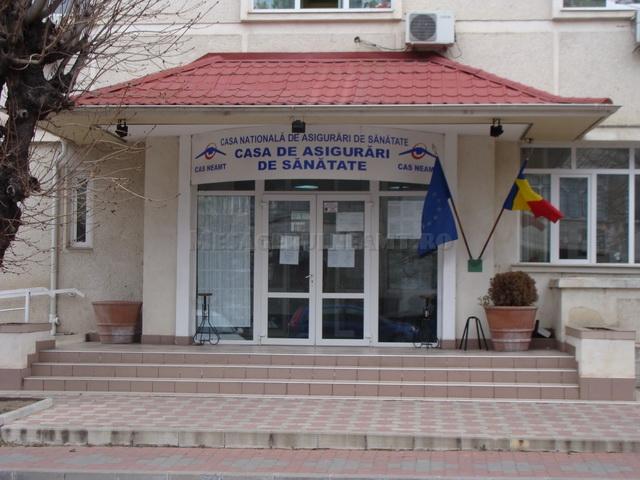 Șefia CAS Neamț este scoasă la concurs