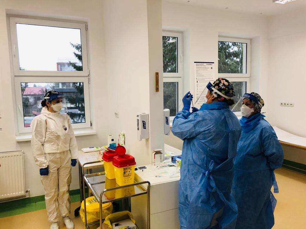 Trei fluxuri noi de vaccinare anti-CoViD-19 vor fi deschise în j