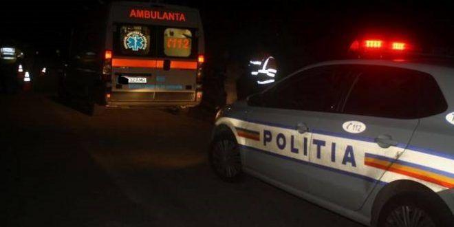 Accident în Gănești