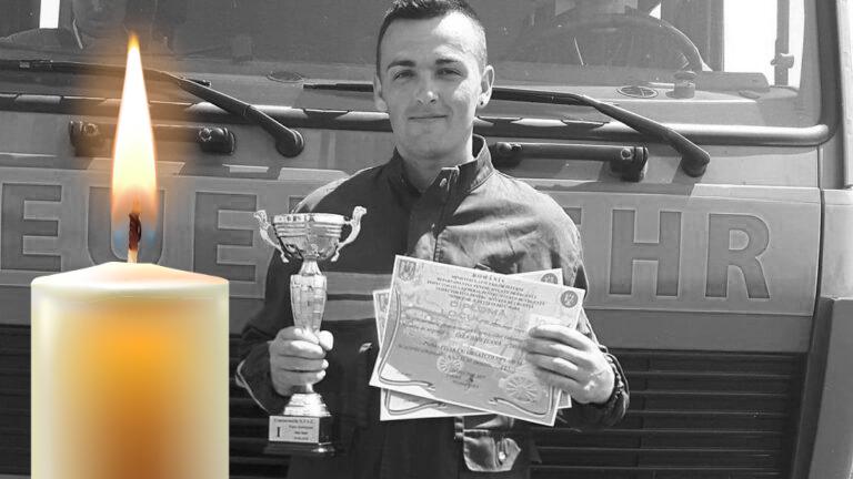 FOTO. Tânăr fotbalist din Satu Mare, mort într-un tragic accid
