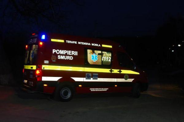 Tânăr din Budacu de Sus, beat la volan, a provocat un accident