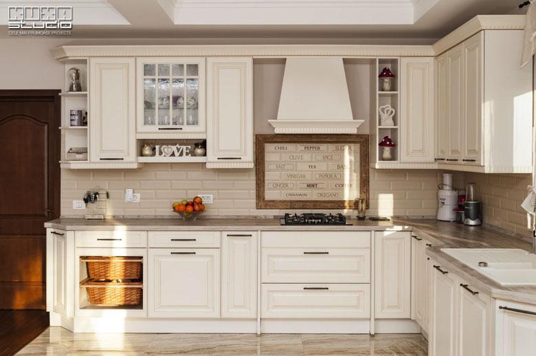 În ce constă amenajarea unei bucătării rustice?