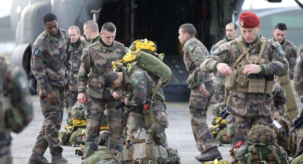 Franța își retrage trupele din Irak din cauza coronavirusului