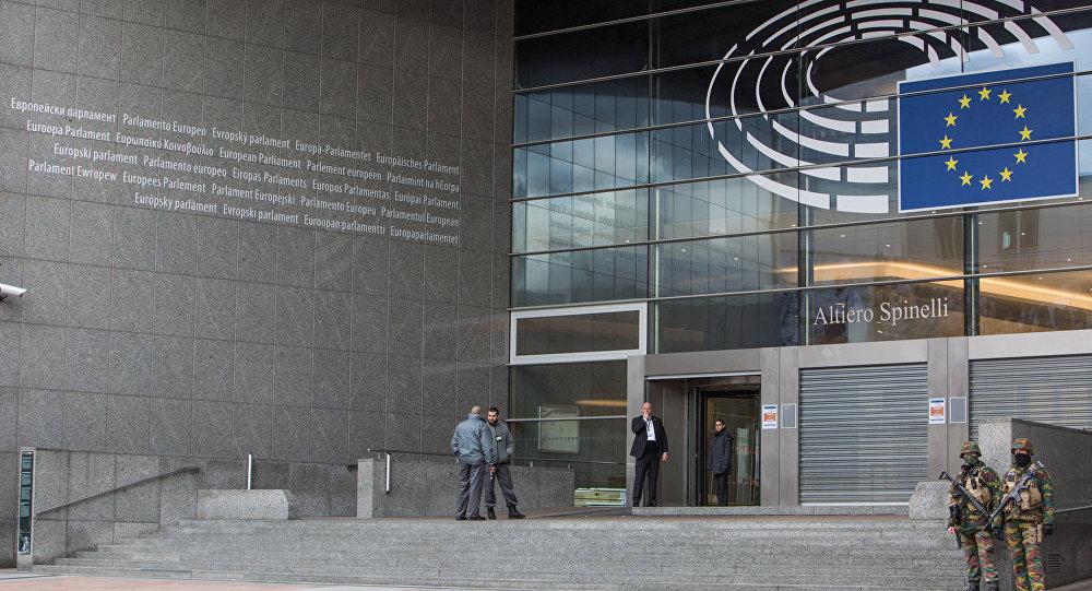 Cum a fost spart Parlamentul European în timpul pandemiei