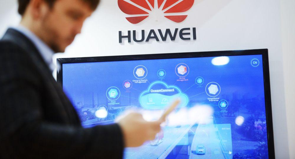 Marea Britanie interzice antenele 5G produse de Huawei