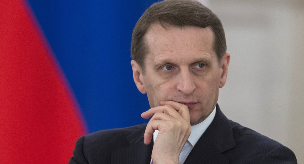 Narîșkin a comentat cazul reținerii cetățenilor ruși în Be