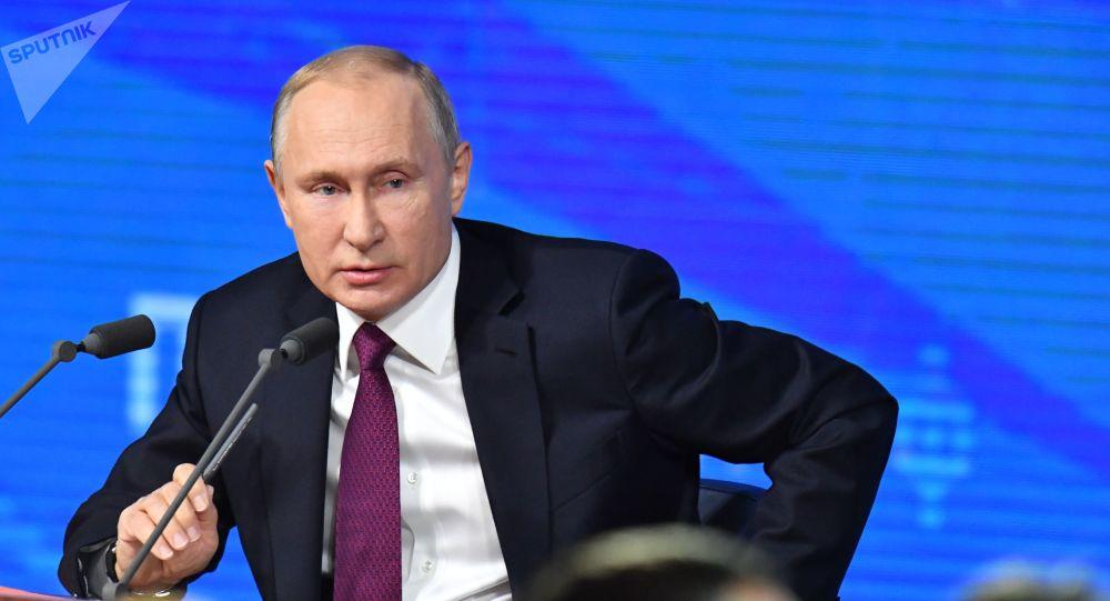 Sondaj: 65,1 la sută dintre ruși au încredere în Putin
