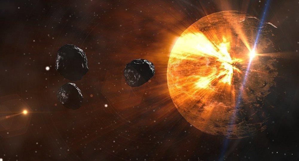"""Asteroizi """"potențial periculoși"""", spre Pământ – ce urmează"""