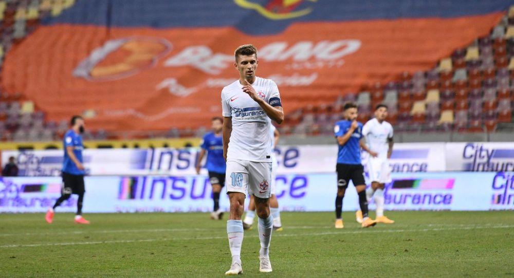 Lovitură grea pentru FCSB înaintea meciului cu Slovan