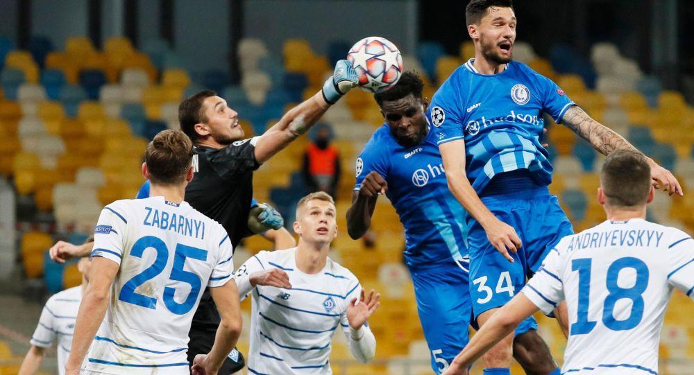 Mircea Lucescu, demonstrație cu Dinamo Kiev!