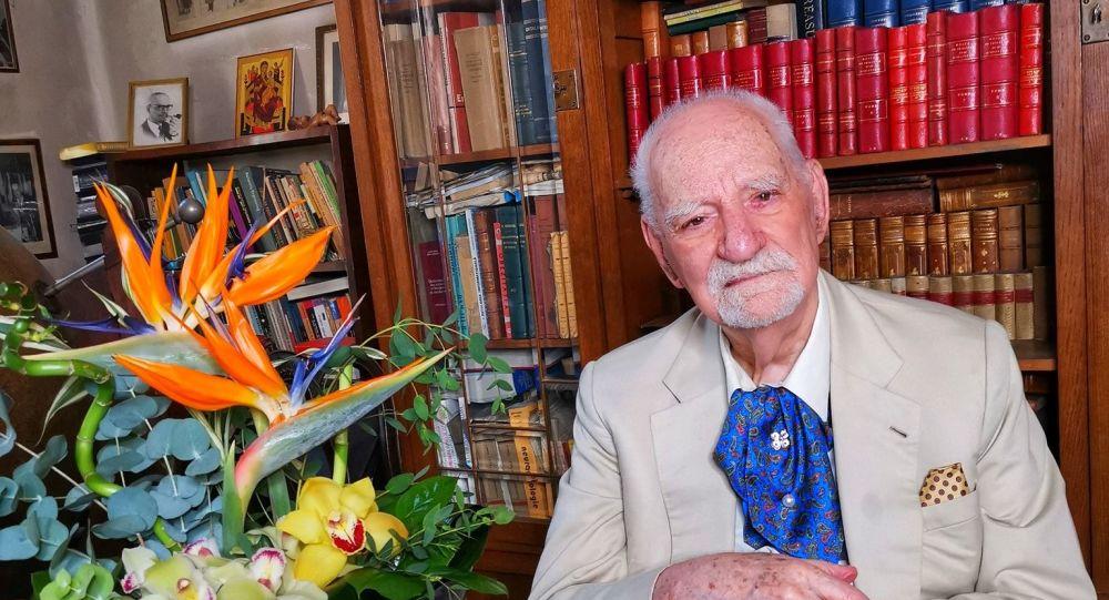 Ultimul mare intelectual român: Regret că am trăit prea mult