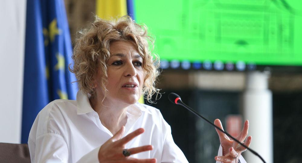Carmen Avram, intervenție fulminantă, istorică, la Bruxelles