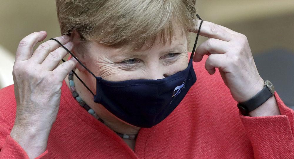 Merkel: Această metodă vă fereşte de infectarea cu COVID-19