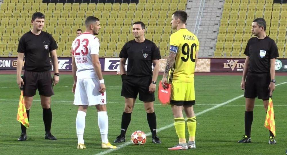 Sheriff înregistrează un nou record în Divizia Națională