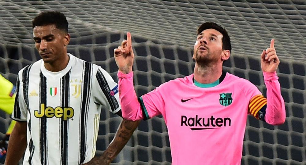 VIDEO: Juventus - Barcelona 0-2: Messi s-a împăcat cu Koeman