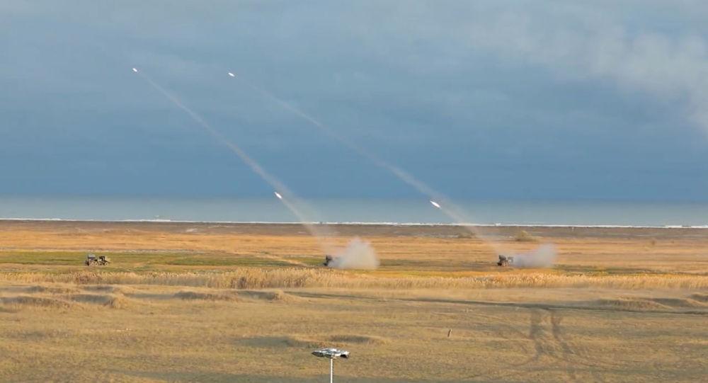 SUA și România au lansat rachete în apropierea Crimeii