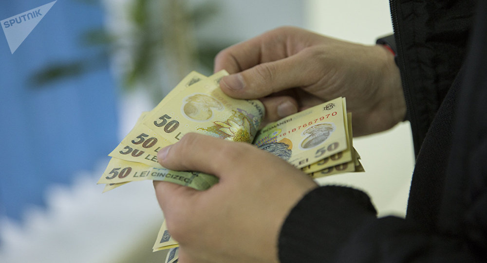 Salariul minim pe economie pe 2021 a fost publicat în Monitorul