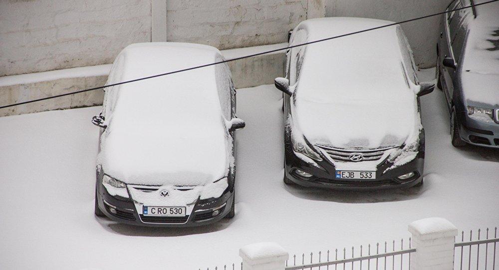 Vine gerul în România: cât vor scădea temperaturile