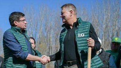 WERNER NU SE BAGA PENTRU COSTEL – Presedintele Klaus Iohannis a