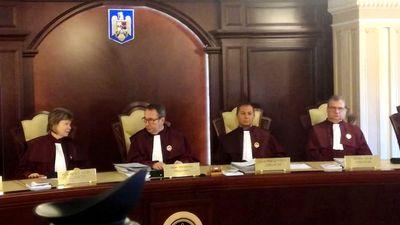 JUDECATORII DE PENAL AU INCALCAT DREPTURILE OMULUI – CCR pune c