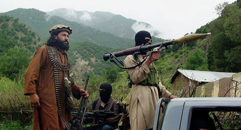 Talibanii îi alungă pe americani din Afganistan