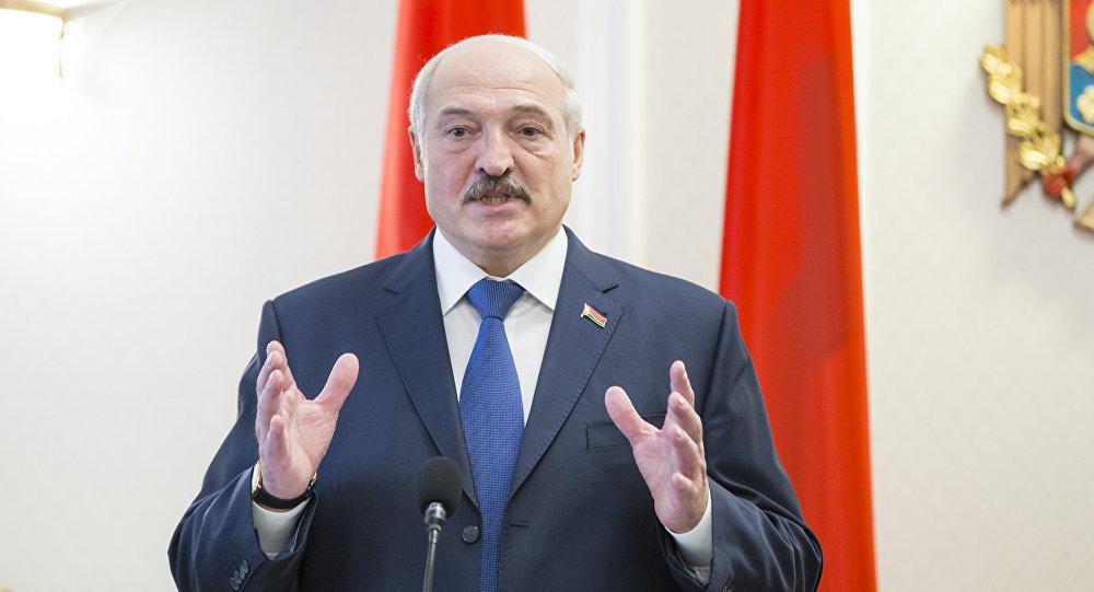 Lukașenko i-a felicitat pe beloruși cu Ziua Victoriei
