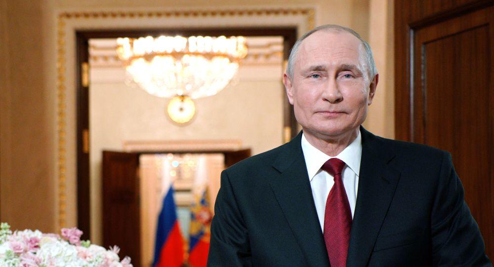 Putin i-a felicitat pe liderii și cetățenii statelor CSI cu an