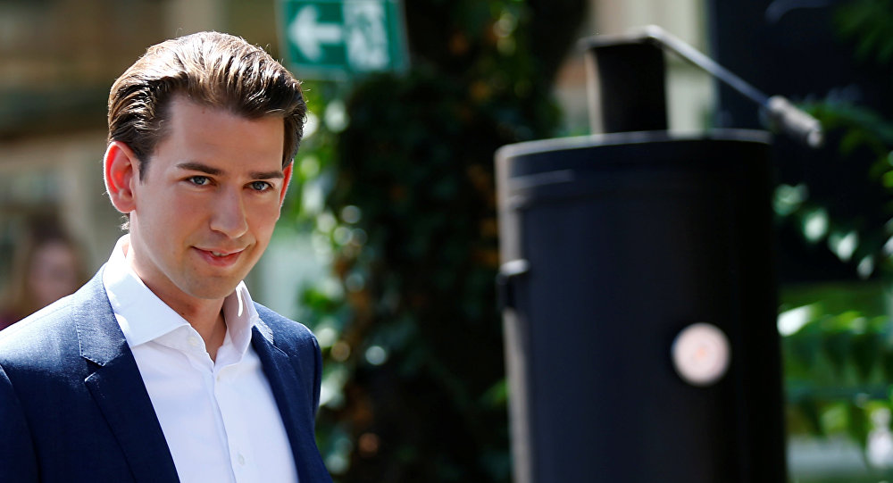 """Cancelarul Austriei: """"Pacea în Europa nu este posibilă fără"""