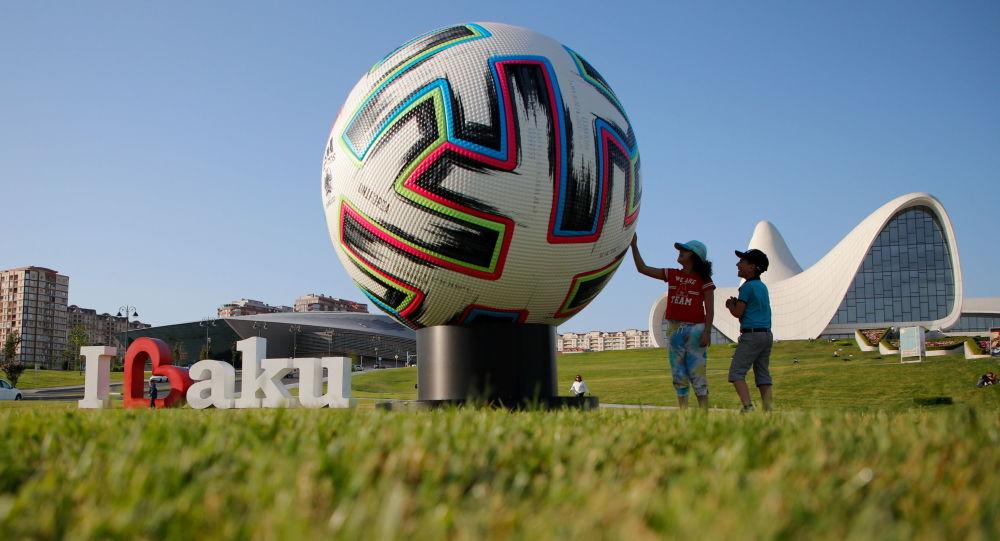 Foto: Cum au loc pregătirile de lansarea EURO-2020