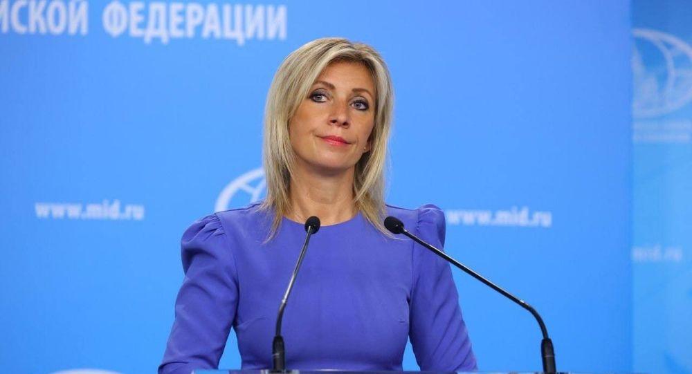 Maria Zaharova, răspunsul zilei după incidentul din Marea Neagr